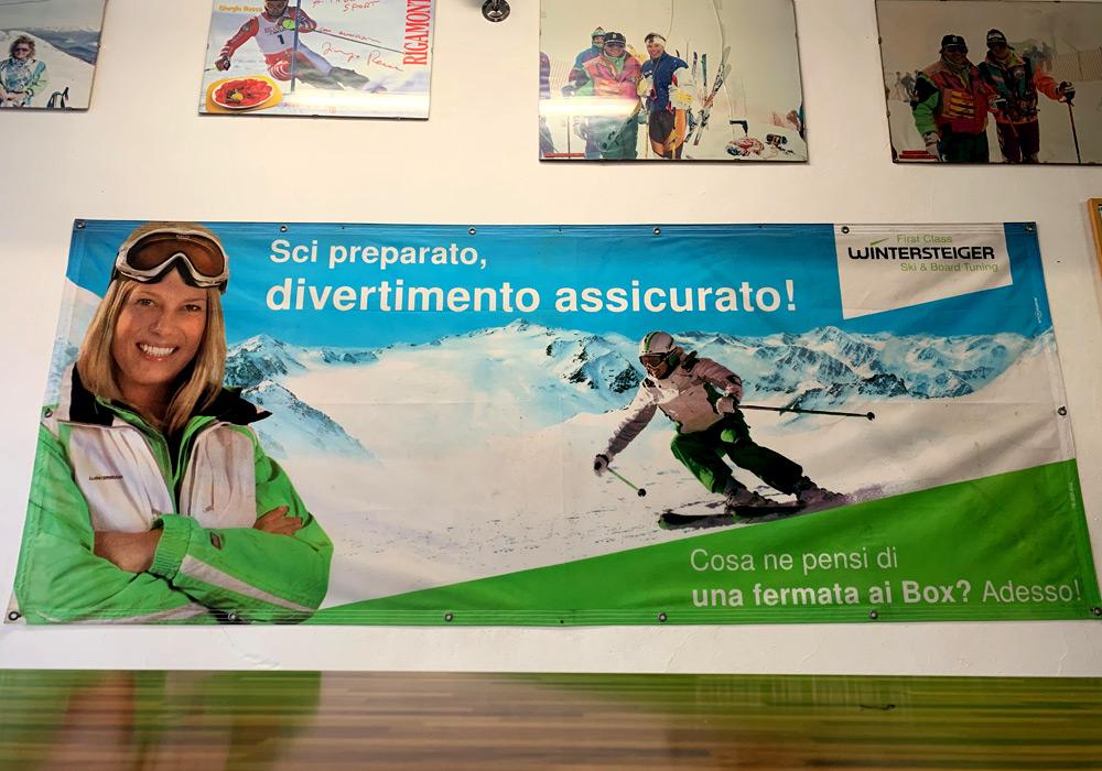 Laboratorio sci Fabrizio Sport Ski Man Torino Laboratorio sci, noleggio sci, noleggio ciaspole, noleggio snow, preparazione e riparazione sci, tavole da snowboard, scarponi, plantari personalizzati su misura Boot Fitting